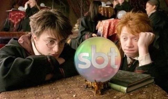 Por que os filmes de Harry Potter sumiram da TV aberta?