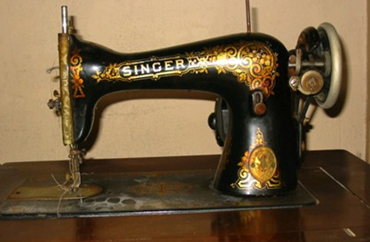Old-Singer-Sewing-Machine