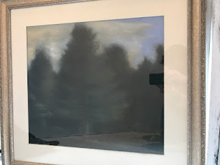 Michael Kirk Pastel Landscape