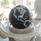 Sphere Fountain Ideas