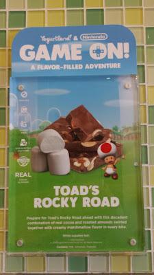 """Game On!"" with Nintendo treats at Yogurtland"
