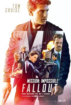 Misión imposible: Fallout - Mission: Impossible - Fallout (2018)
