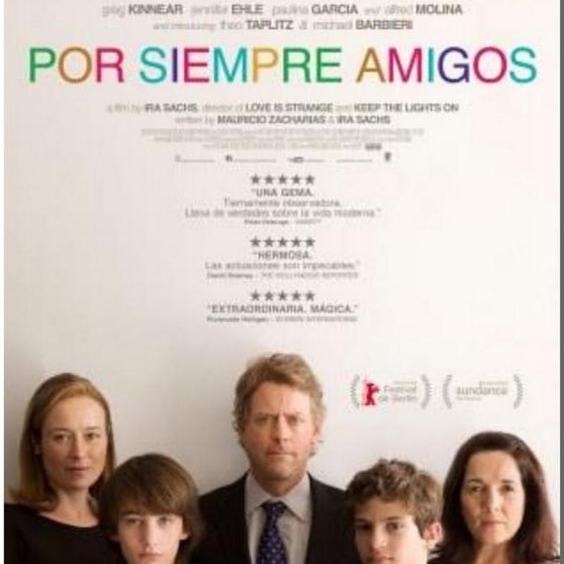 Por siempre amigos fecha de estreno argentina poster for Espectaculos argentina 2016