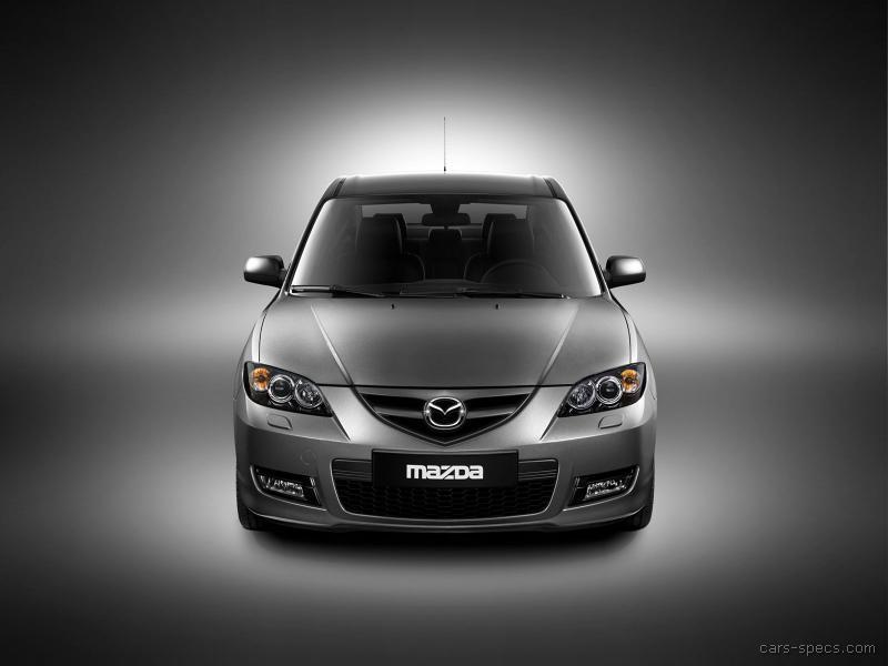2007 mazda mazda3 hatchback specifications pictures prices. Black Bedroom Furniture Sets. Home Design Ideas