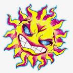 Photo - Sun and Moon Tattoos Designs