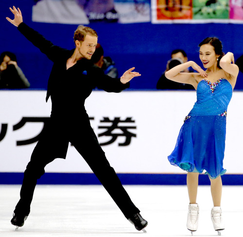 Madison Chock Evan Bates