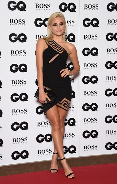 Pixie Lott attends the GQ Men Of The Year Awards