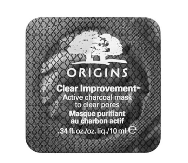 Diy Activated Charcoal Mask To Draw Out Deep Dwelling Pore: Teal Next Time: Review: Origins Clear Improvement Active