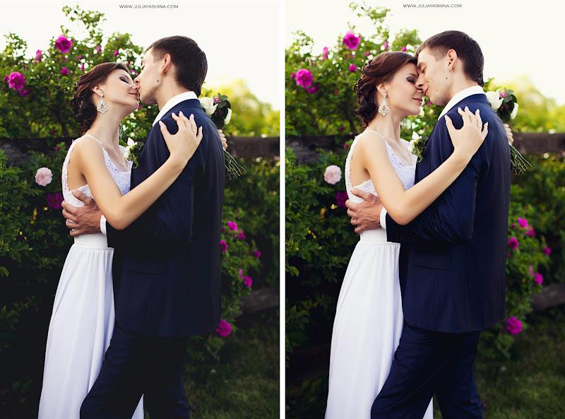 Сделать свадебную фотосессию