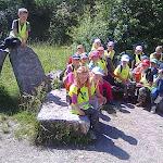 Výlet Prokopské údolí 6.června 2014 3.třída Nad Palatou