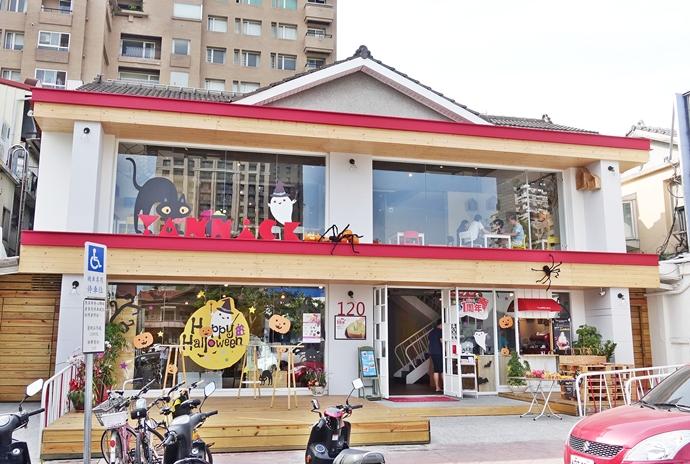 1 亞尼克台中旗艦店 台中美食 台中旅遊 帕達諾起司生乳捲