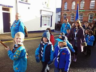 Beaver Poppy Parade