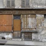 Ancienne boutique de vitrier