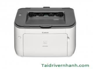 Tải phần mềm máy in Canon LBP 6200d – hướng dẫn sửa lỗi không nhận máy in
