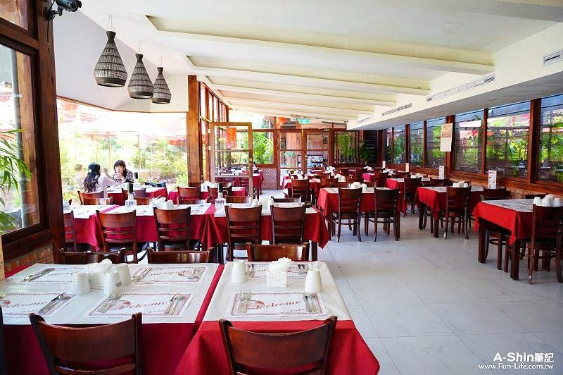 蘆洲老厝邊庭園西餐廳7