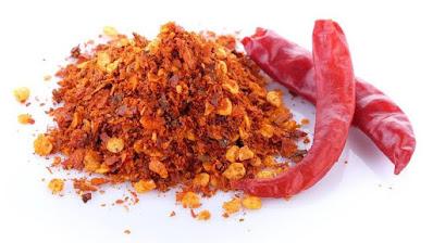Dried pepper