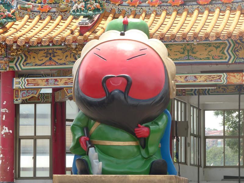 Dragon boat festival à Longtan ( Taoyuan) - dragonboat%2B101.JPG