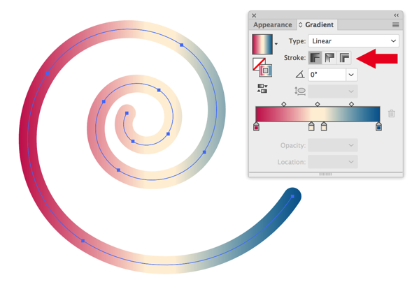 Tips & Techniques: Using gradients on strokes in Illustrator
