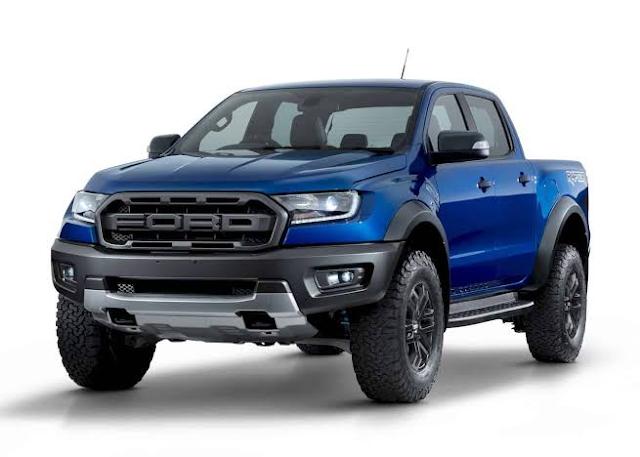 2020 Ford RANGER Pricelist as of April 2020.