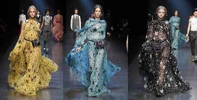 Dolce & Gabbana Autumn/Winter 2011/2012 Fashion Show