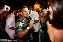Foto 2214. Marcadores: 05/12/2009, Casamento Julia e Erico, MC, MC Anjinho, Rio de Janeiro