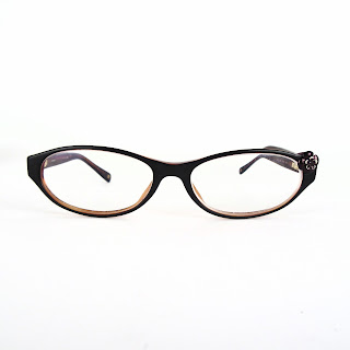 Chanel Black RX Glasses