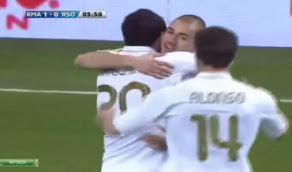 Resultado Madrid Athletic [5-1] Video 17 noviembre