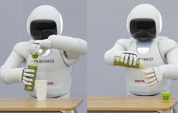 跳ぶ!走る!手話!ASIMO(アシモ)が超進化(動画あり)