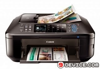 pic 1 - ways to download Canon PIXMA MX714 printing device driver