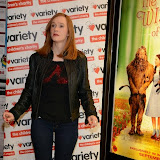 WWW.ENTSIMAGES.COM -   Maggie Dunne   at     The Wizard of Oz in IMAX 3D - charity film screening at The Empire Cinema London September 14th 2014Chairty film screening of classic film in aid of children's charity Variety.                                                 Photo Mobis Photos/OIC 0203 174 1069