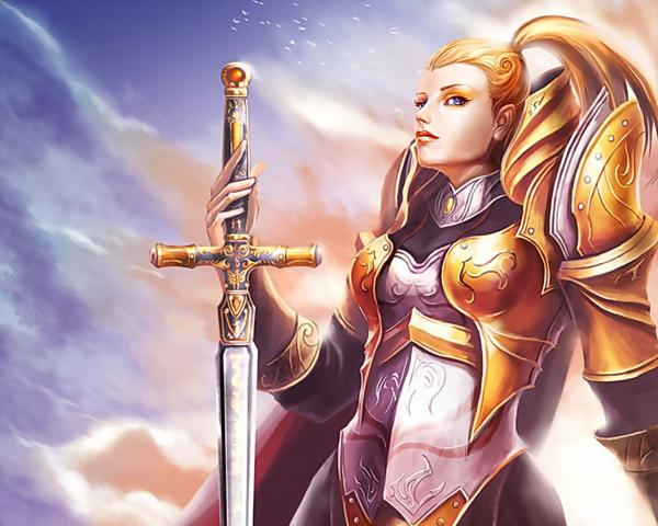 Girl Warrior And The Sword Of Destiny, Magick Warriors 5