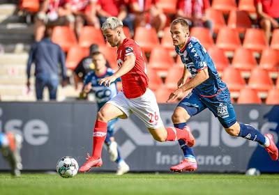 Nicolas Raskin maakt indruk bij Standard, maar werd nog niet opgeroepen voor de beloften van Jacky Mathijssen