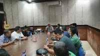 Guru PJOK Kemenag Bireuen Temu Ramah dengan Fadhil Rahmi