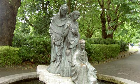 Dublin sculpteur événement Haut