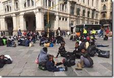 Record di migranti in Italia