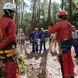 Ação Formação Espeleologia ARCM N2 - 2014