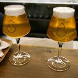delicious beers at LANDMARK, Taipei in Taipei, T'ai-pei county, Taiwan