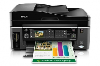 Download Drivers Epson WorkForce 610 printer for All Windows