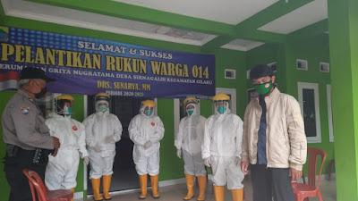 Waduh..Masa New Normal, Virus Corona Masih Jadi Ancaman di Cianjur