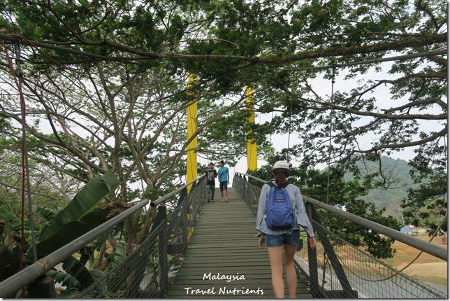 馬來西亞沙巴 九如河泛舟 溜索 (46)