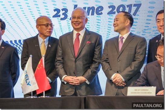 PM salahkan Ketua Tukang Uji Proton Lama tidak pandai berniaga