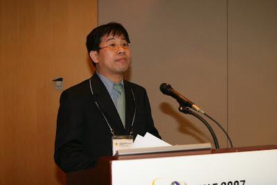 我在IHF2007的發表