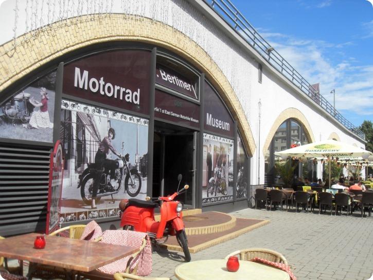 Berliner DDR Motorrad Muesum