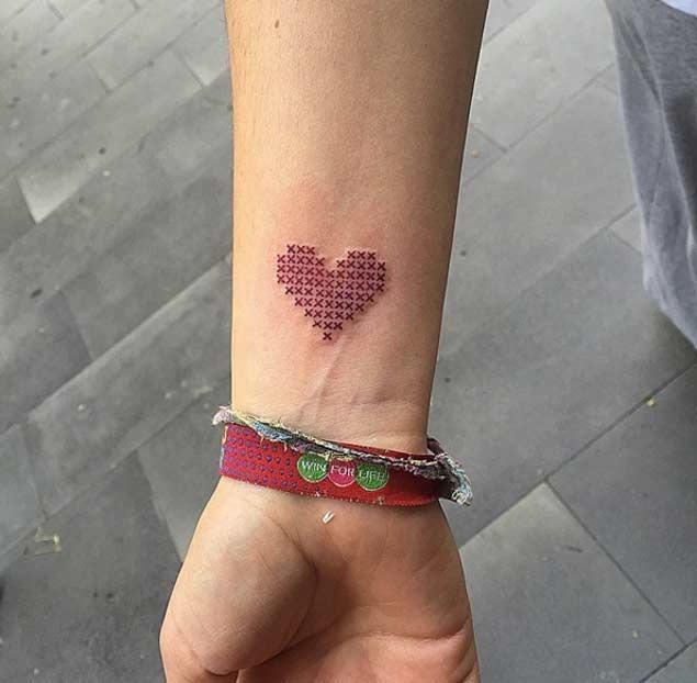 Isso só coração