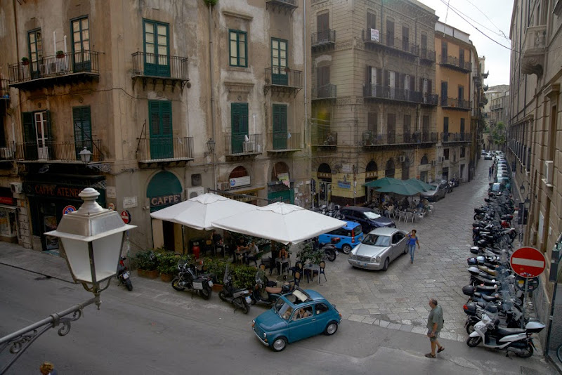 30. Streets of Palermo. Sicily. 2013