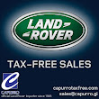 Land Rover Tax-Free Sales