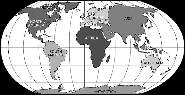 अक्षांश और देशान्तर रेखाओं में क्या अंतर है