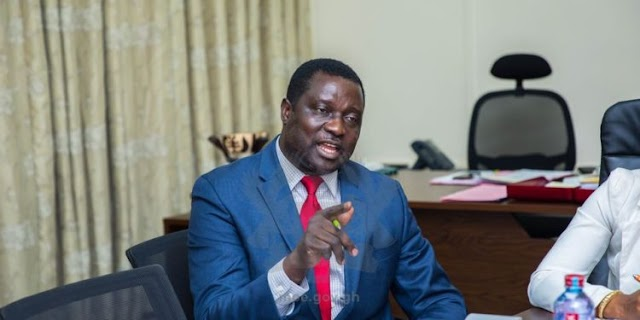 Education Minister Visits Selected Schools in the Central Region