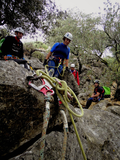 29/09/2013 Crónica del descenso del Barranco del Pajaruco. DSC06215