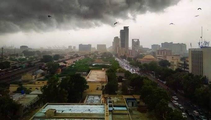 مون سون کا پہلا اسپیل کراچی میں ہماری پیشنگوئی کے مطابق گزرا